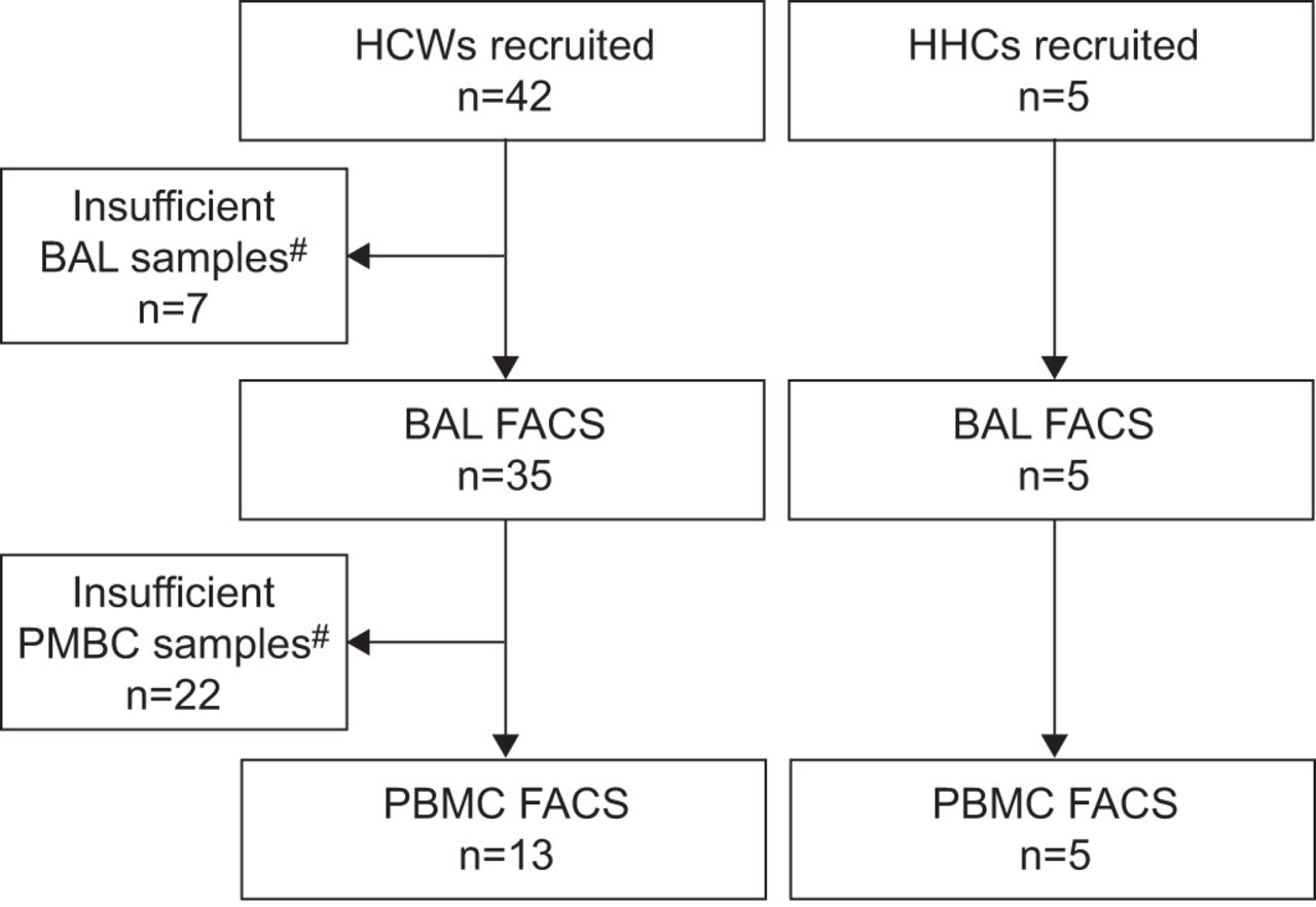 Increased frequencies of pulmonary regulatory t cells in latent download figure open in new tab download powerpoint figure 1 recruitment flowchart nvjuhfo Gallery