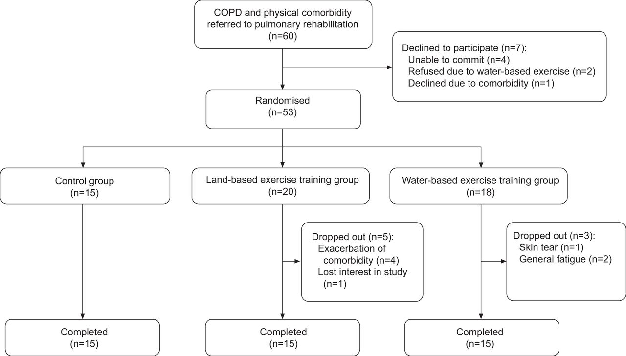 pics Exercising With COPD