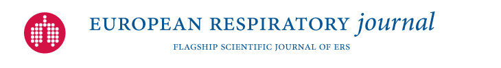 European Respiratory Society