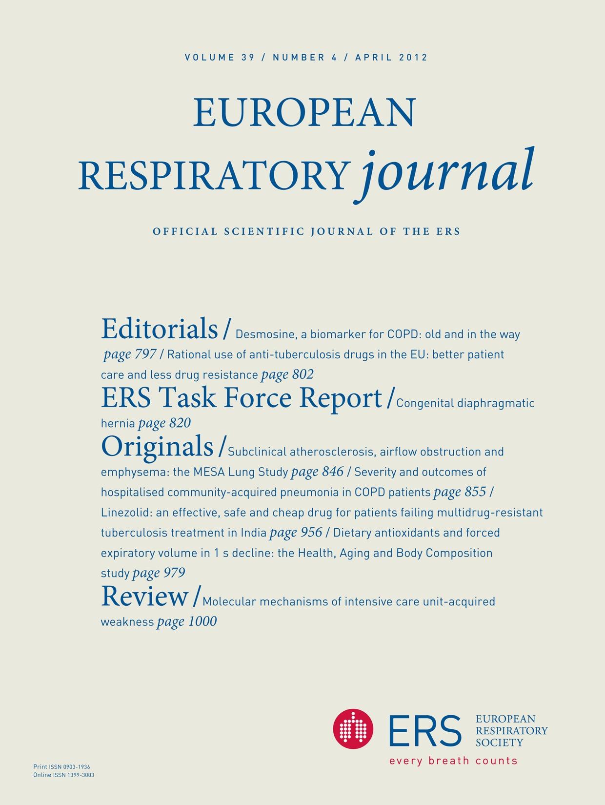 european union standards for tuberculosis care | european