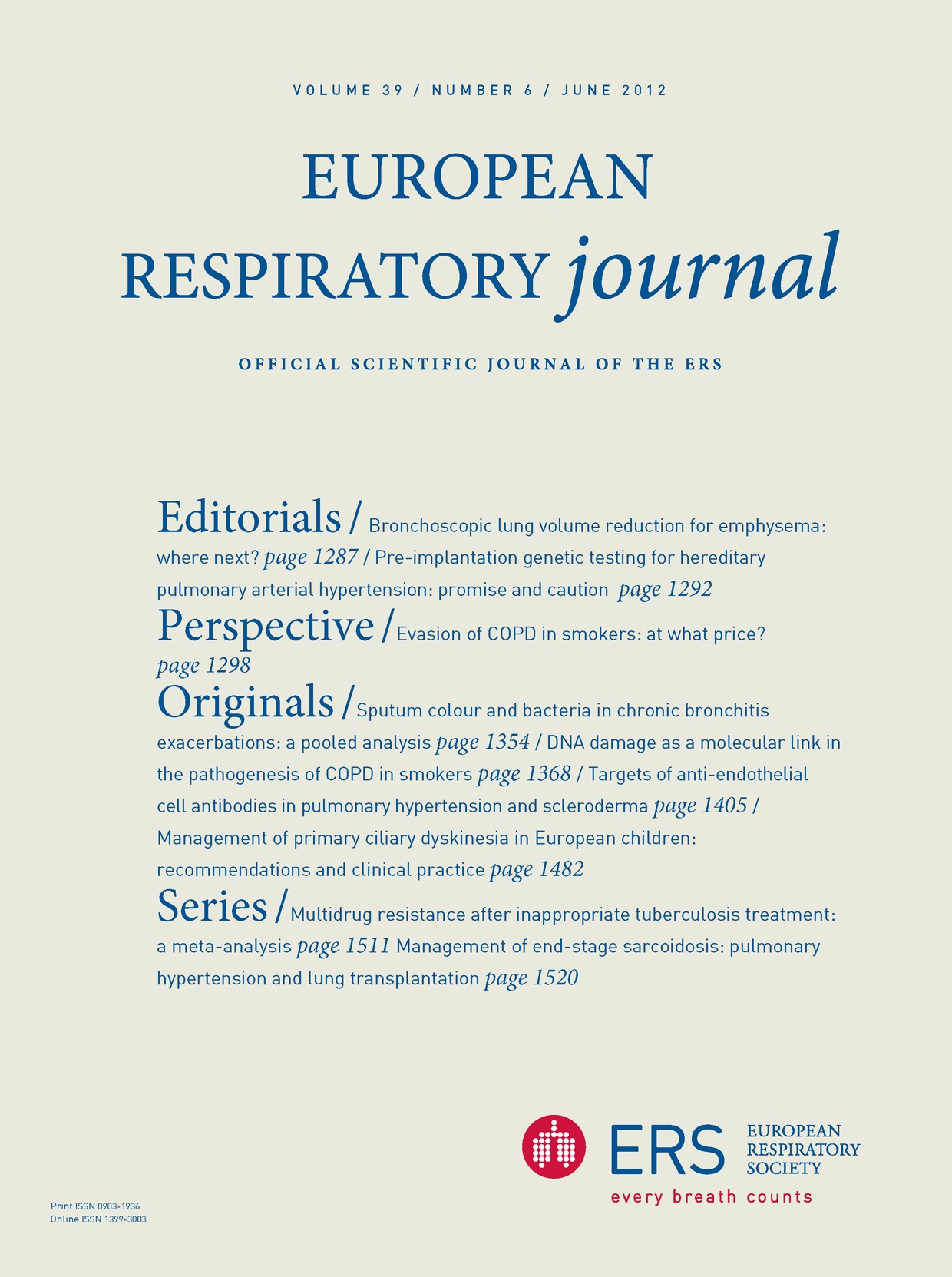 Management of end-stage sarcoidosis: pulmonary hypertension