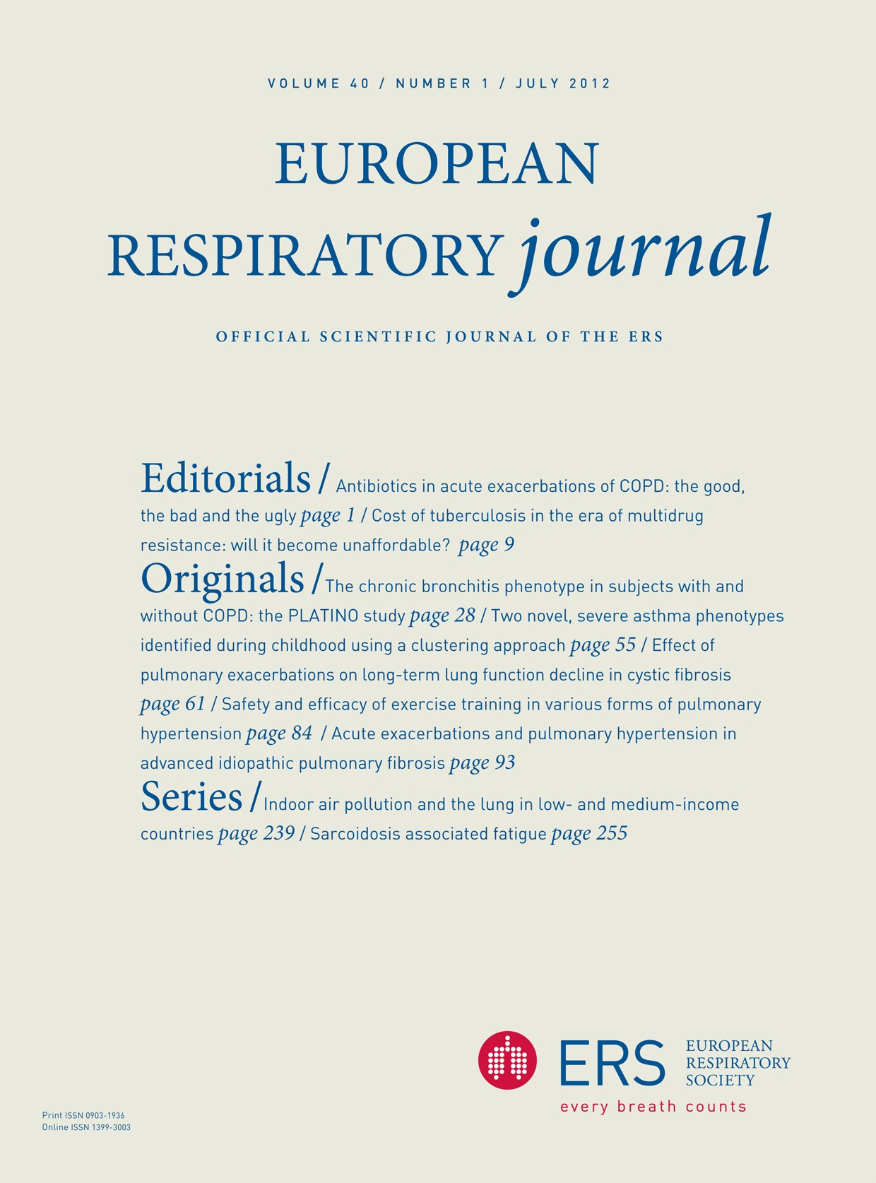 Moxifloxacin versus amoxicillin/clavulanic acid in outpatient acute  exacerbations of COPD: MAESTRAL results | European Respiratory Society
