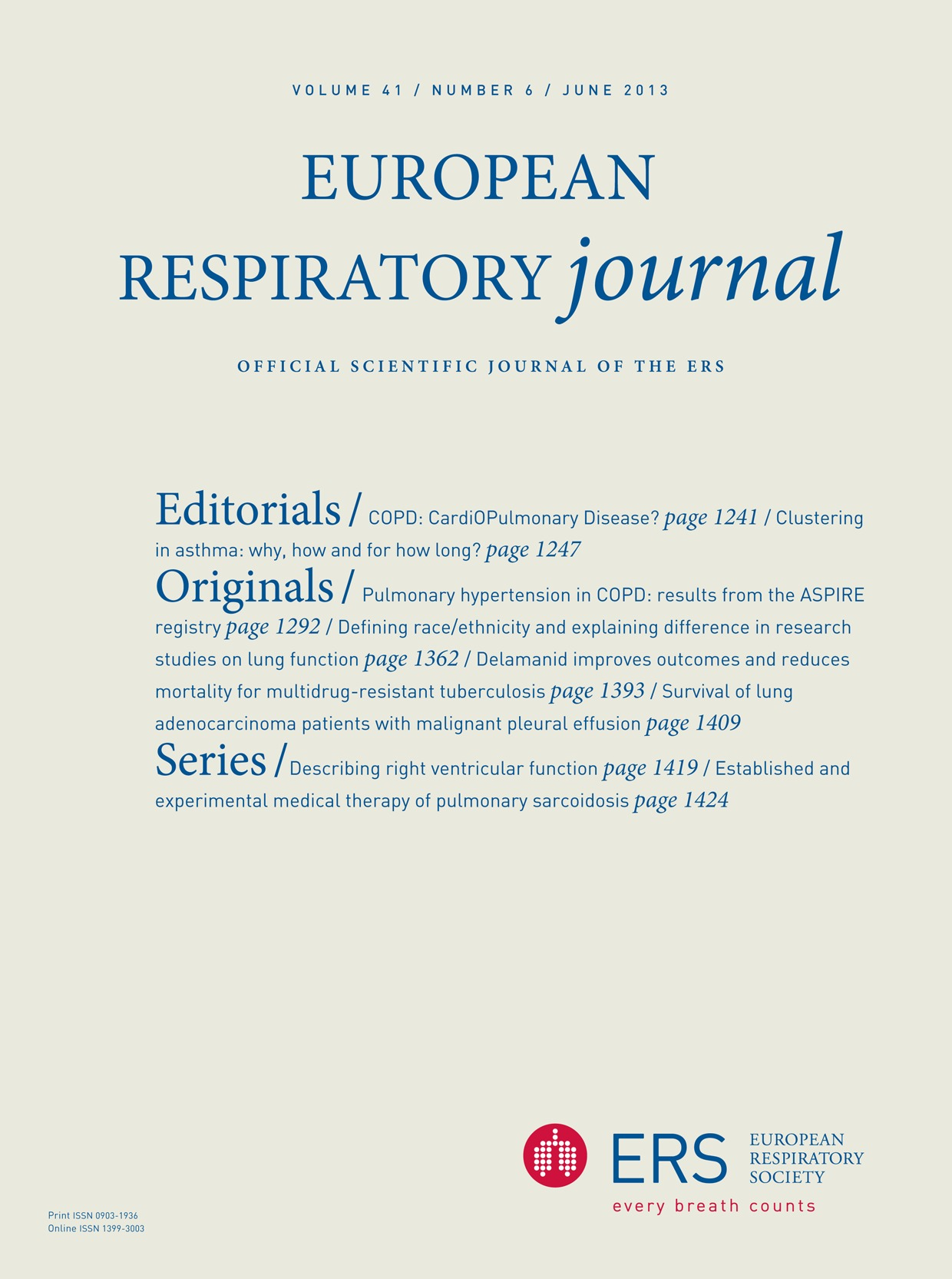 Established and experimental medical therapy of pulmonary