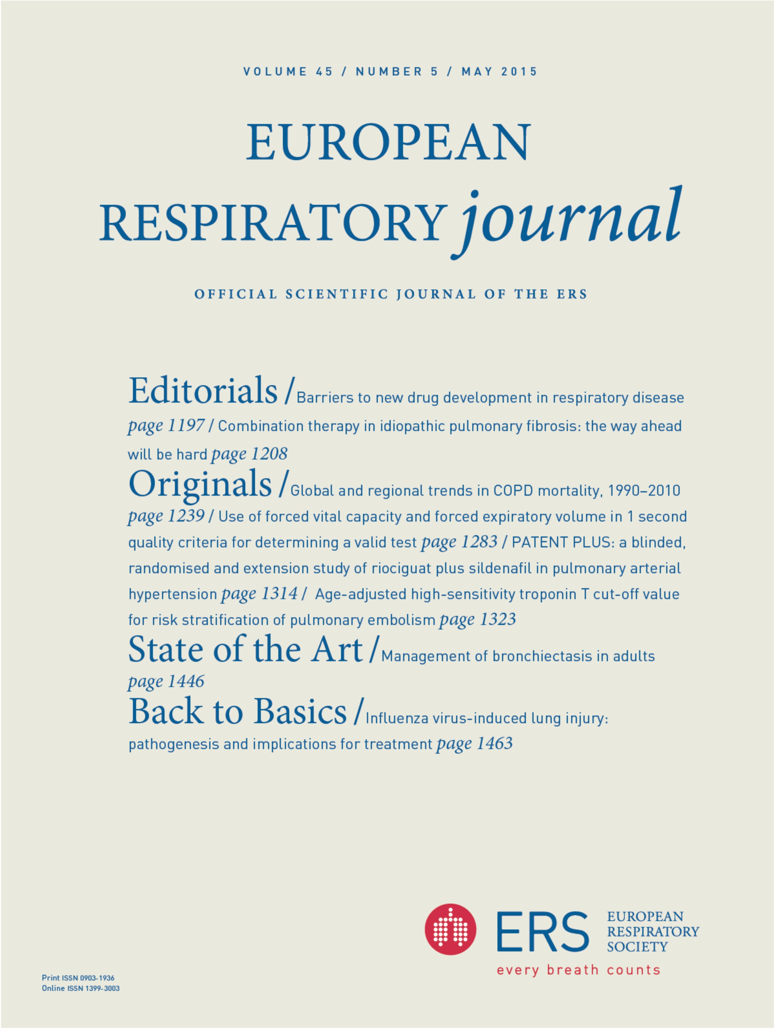 Influenza virus-induced lung injury: pathogenesis and
