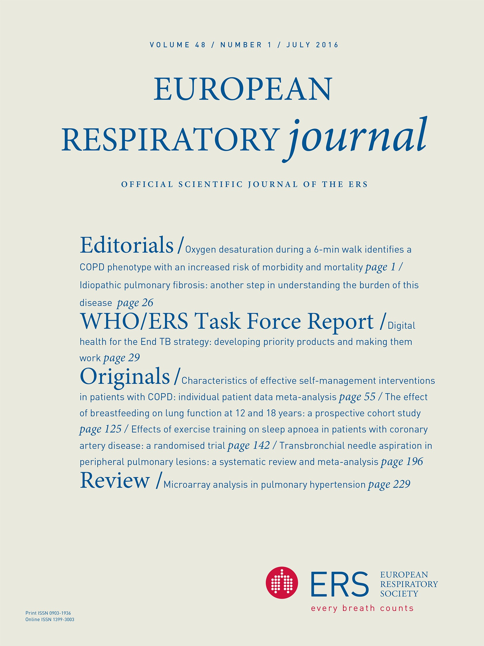 Supported self-management for COPD: making progress, but