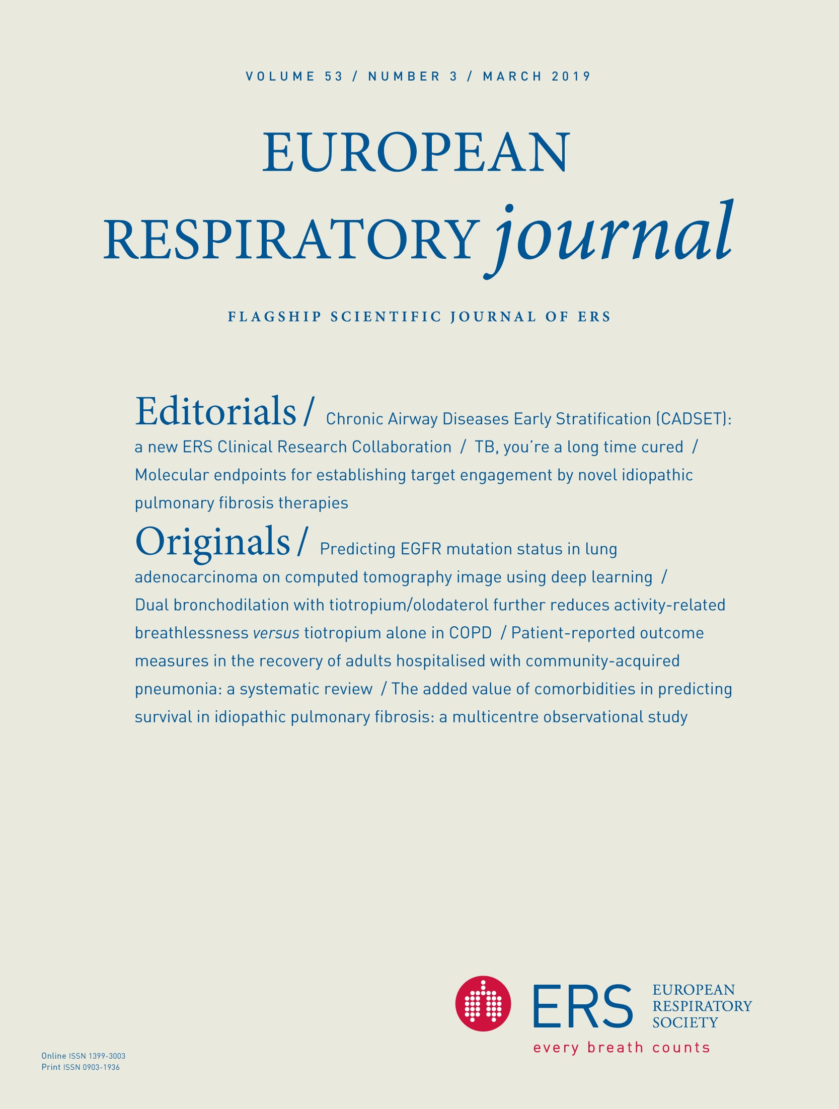 Predicting EGFR mutation status in lung adenocarcinoma on computed