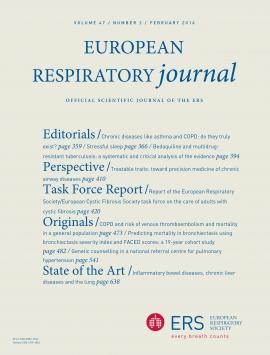 European Respiratory Journal: 47 (2)