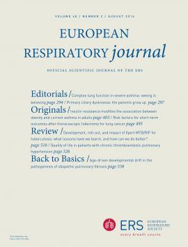 European Respiratory Journal: 48 (2)
