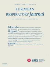 European Respiratory Journal: 40 (2)