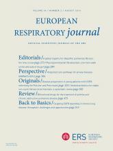 European Respiratory Journal: 44 (2)