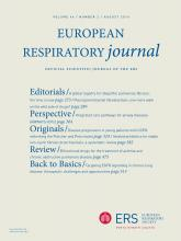 European Respiratory Journal: 44 (2)