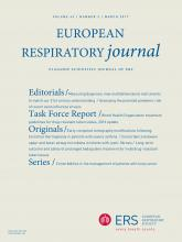 European Respiratory Journal: 49 (3)