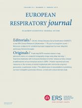 European Respiratory Journal: 53 (3)