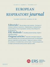 European Respiratory Journal: 54 (6)