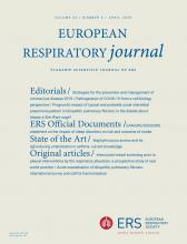 European Respiratory Journal: 55 (4)