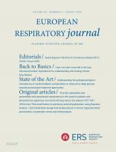 European Respiratory Journal: 56 (2)