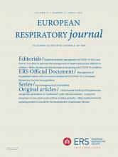 European Respiratory Journal: 57 (4)